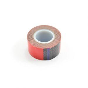 Tape, foam en klittenband